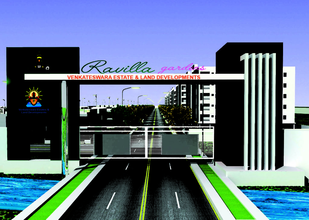 Ravilla Garden Project Layout